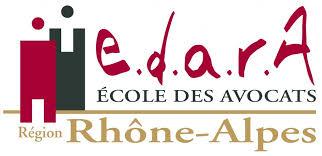 EDARA Ecole des Avocats de la Région Rhône-Alpes